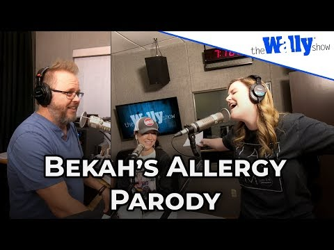 Bekah's Allergy Song