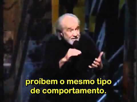 George Carlin - Os Dez Mandamentos (LEGENDADO)