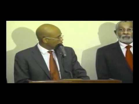 President Martelly Chile Travel Report 1 OF 2
