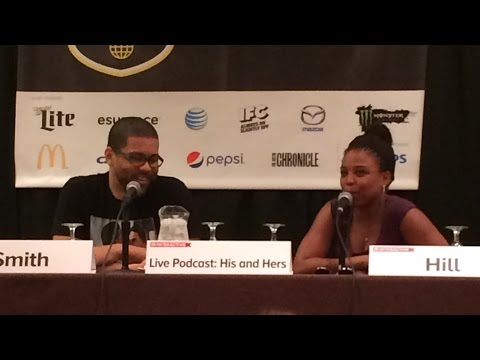Sports Journalism: ESPN's Jemele Hill & Michael Smith Advice On Getting A Job In Sports Journalism