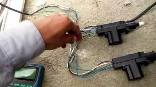 Problema com trava elétrica do carro