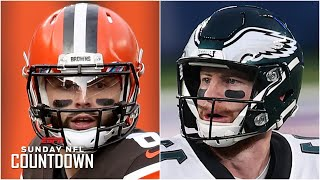 Baker Mayfield or Carson Wentz: Who is the better QB? | NFL Countdown