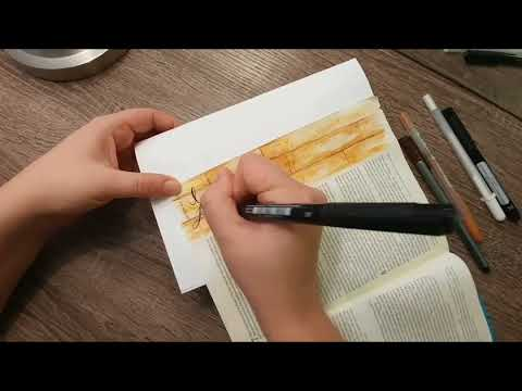 Bible Journaling ~ Draw Near 2 God