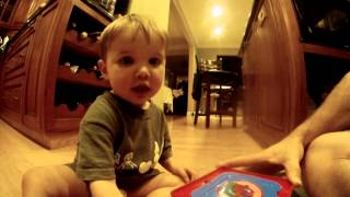 Genius Baby Demos Jack in the Box w/ GoPro