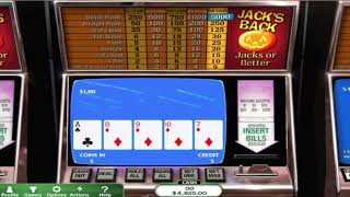 Video Poker | Hoyle Casino | 10 16 18