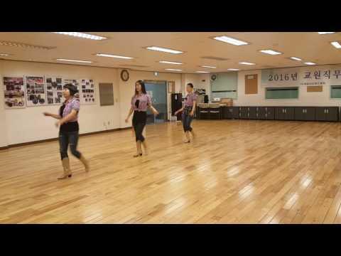THROWBACK linedance