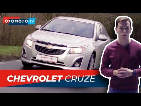 Chevrolet Cruze 1.8 LPG - Zapomniany Konkurent Golfa | Test I Recenzja OTOMOTO