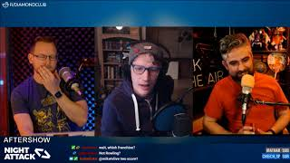 Night Attack #208: Aftershow