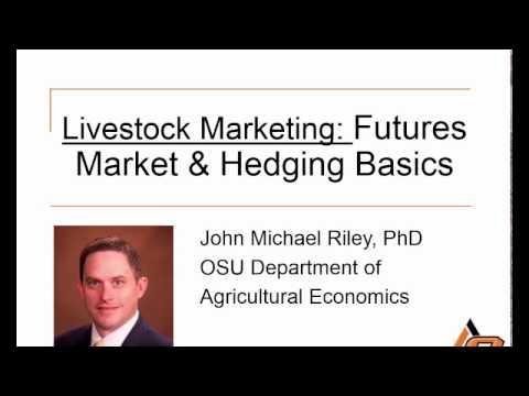 Futures Market & Hedging Basics
