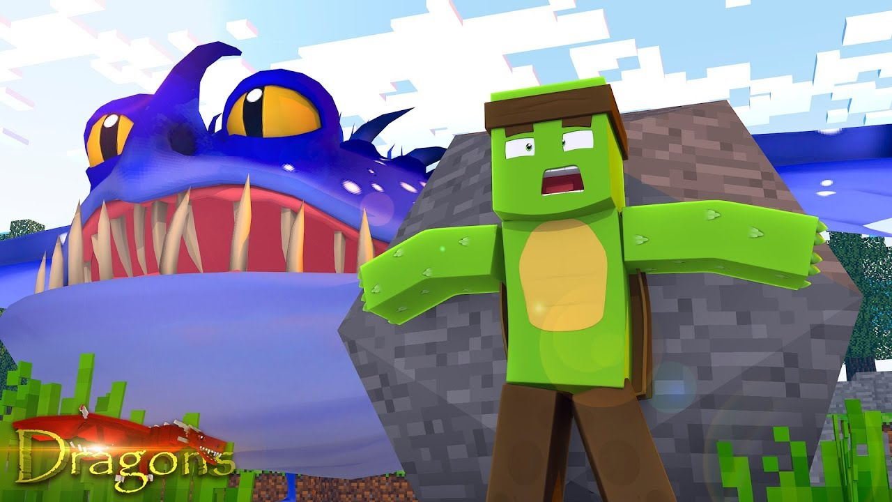 Tinyturtle Tries To Catch A Thunderdrum Minecraft