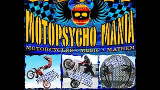 Motopsycho Mania live show teaser