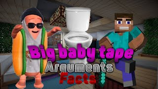 Слушаю альбом Big Baby Tape Arguments and facts какая на унитазе без штаников