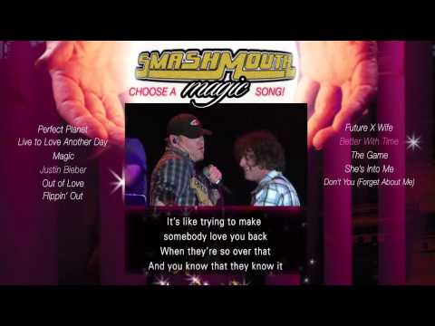 "Smash Mouth Playlist - New Album ""Magic"""