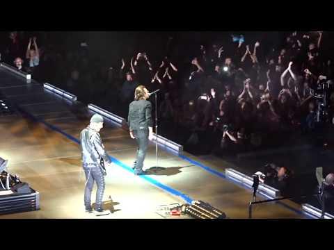 U2 Live Concert - Gloria - MSG New York City NYC - June 26th 2018 6/26/18
