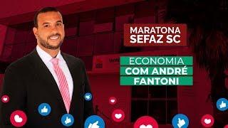 [MARATONA SEFAZ SC] Economia com André Fantoni
