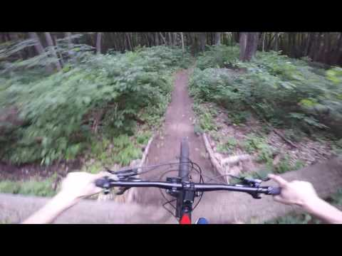 Trumbull CT Mountainbiking