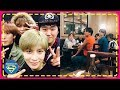 Best Friends EXO Kai, SHINee Taemin, Ha Sungwoon, Ravi, and Timoteo were Spotted on a Vacation in th