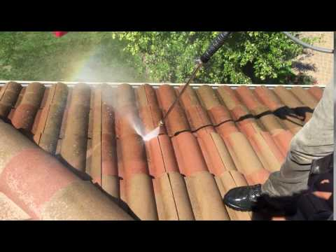 Tile Roof Cleaning Services