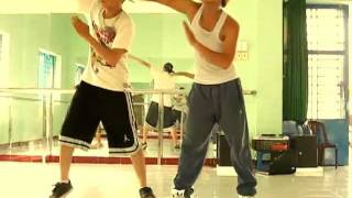 Kiddo & A Fung - Boing Boom Tschak (choreo by Mike Song & Tony Tran)