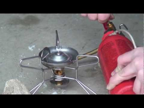 Wildlands School - How to Operate an MSR Whisperlite Backcountry Stove