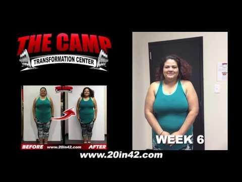 Jacksonville FL Weight Loss Fitness 6 Week Challenge Results - Skarelli Rivera