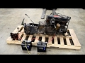 Submarine Willys Jeep Restomod - 1 - Engines