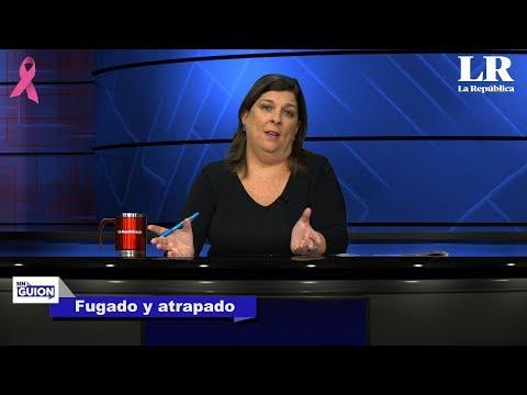 Fugado y atrapado SIN GUION con Rosa María Palacios