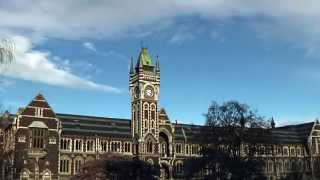About the University of Otago