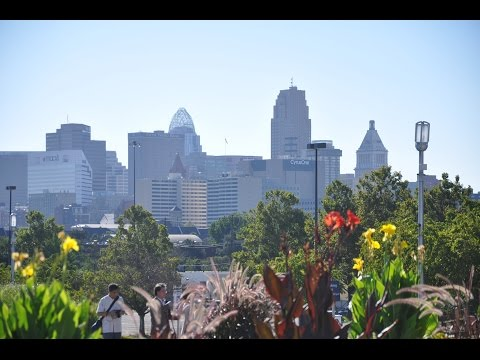 Cincinnati, Ohio City Visit Highlights Summer 2015