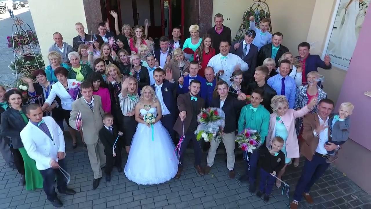 Свадьба с квадрокоптера видео универсальный чехол спарк комбо с таобао