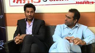 Spl. Interview with Punjabi Actor Harbhajan Mann & Director Amitoj on Ajit Web Tv.