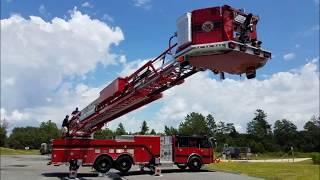 Truck Talk: Sun Prairie Fire Department's New E-ONE HPS 100 Platform Truck