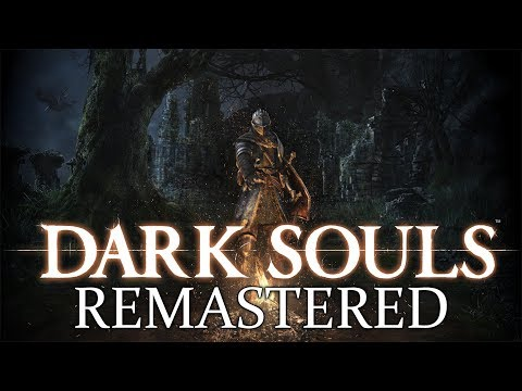 Dark Souls Remastered CONFIRMED INFO! (Graphics, Multiplayer and much more!)
