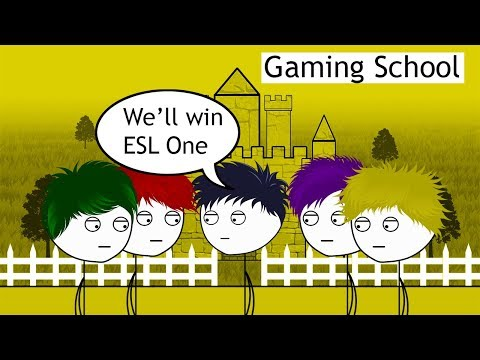 What it feels like to join a Gaming School PART 2