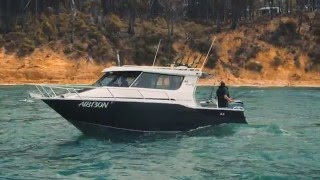 Surtees 850 Game Fisher - Australia's Greatest Boats 2015