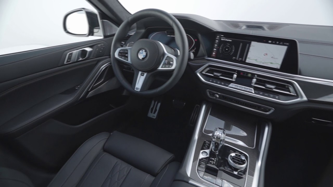 2020 Bmw X6 Interior Design