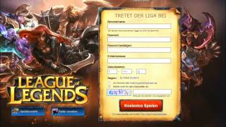 League of Legends Hack V2.2 - 13.03.2012 - RP,IP,EXP