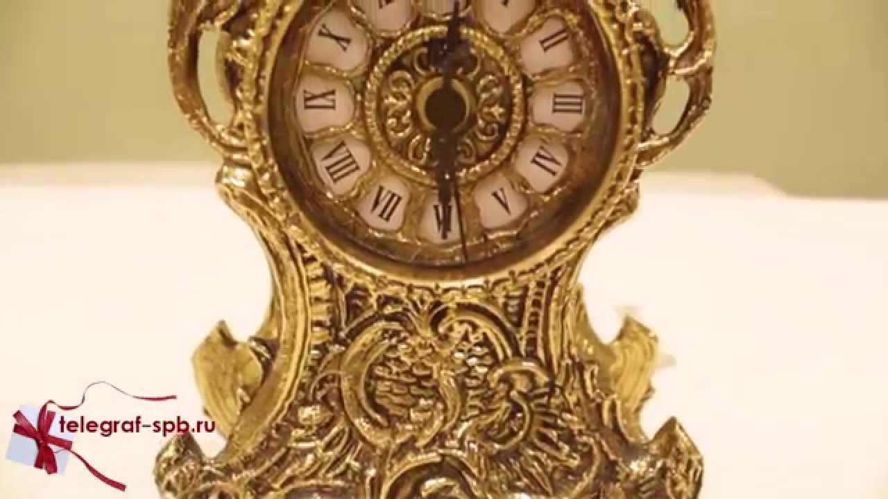 Ищите каминные часы с канделябрами?. Закажите их прямо сейчас в интернет-магазине «реал бронза». Большой ассортимент, выгодные цены,