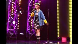 Zaz - Je veux. Vezi aici cum canta Mikayla Kachur, in Bootcamp, la X Factor