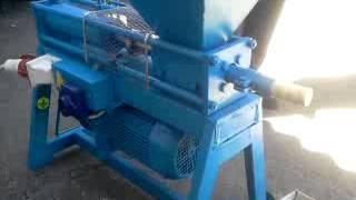 Мини пресс брикетировочный  бытовой PBH8(Брикетировочный бытовой мини-пресс для биомассы Брикетировочный гидравлический мини пресс, брикетёр,..., 2015-05-25T06:45:31.000Z)