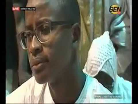 Beautiful Quran recitation from Sénégal in West Africa