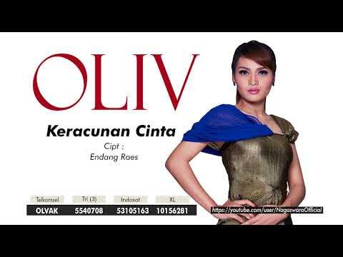 Oliv - Keracunan Cinta (Official Audio Video)
