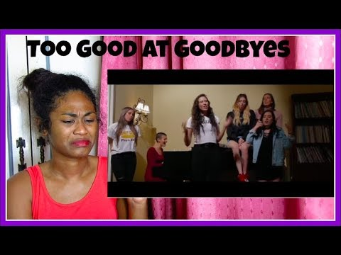 Cimorelli - Sam Smith - Too Good at Goodbyes (cover) | Reaction