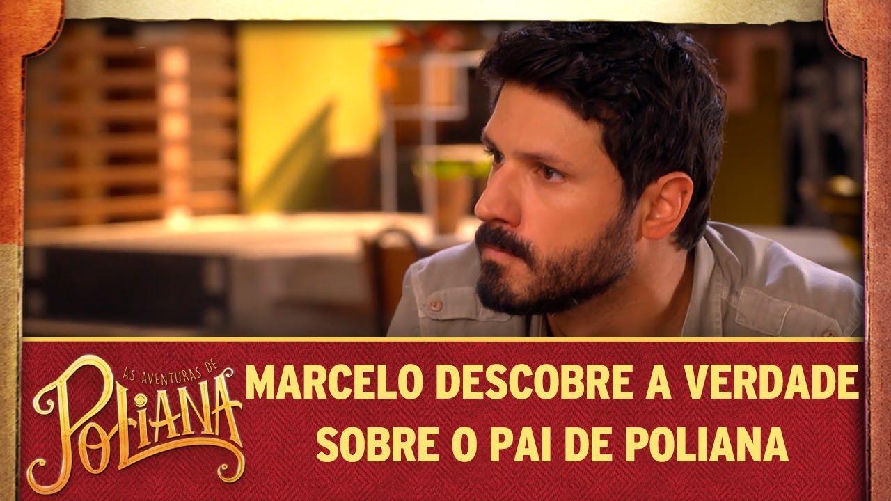 Marcelo descobre a verdade sobre o pai de Poliana | As Aventuras de Poliana