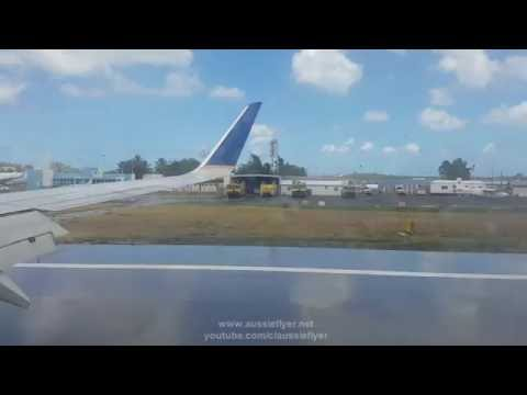 Copa Airlines Panama City to St Maarten - Economy on the B737-800