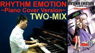 TWO-MIX 2nd Single 「RHYTHM EMOTION」 新機動戦記ガンダムW Gundam Wi...