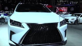 2018 Lexus RX350 F Sport Special First Impression Lookaround Review In 4K Edition