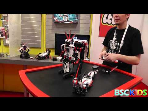 LEGO Mindstorms EV3 Demo