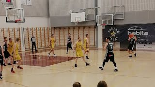 Aalto-Basket @ KaHe - End of 3rd quarter - 23.3.2019