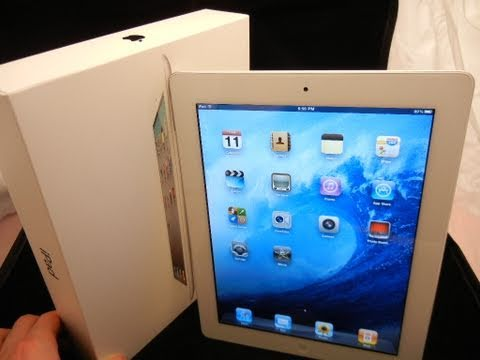 Ipad 2 White With Case